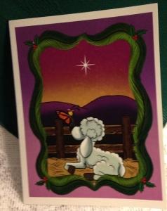 'Henrietta' Christmas Card